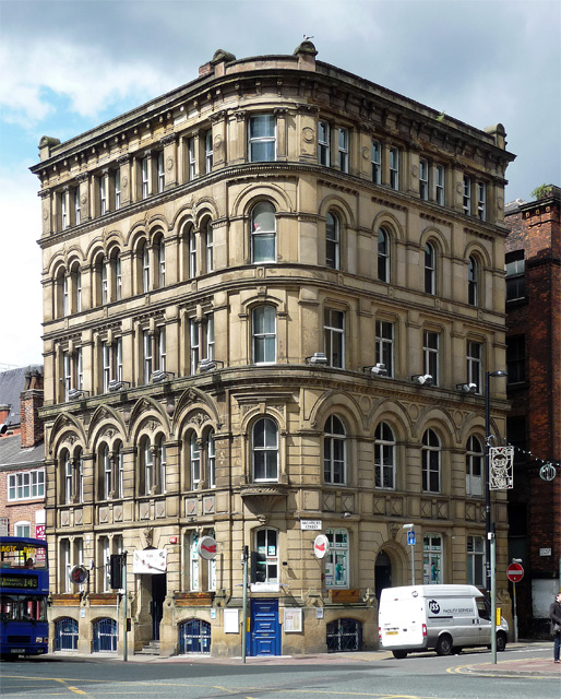 73 Portland Street, Manchester