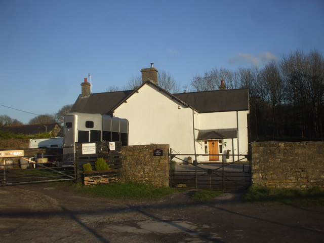Old Cogan Hall Farm, Old Cogan
