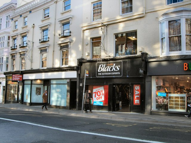 Blacks - North Street, Brighton