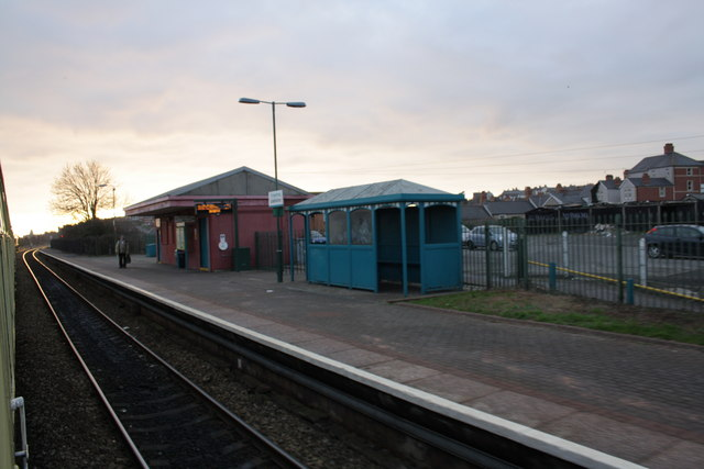 Cadoxton Station