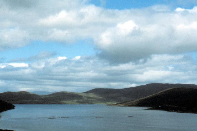 Loch Ainort - 1981