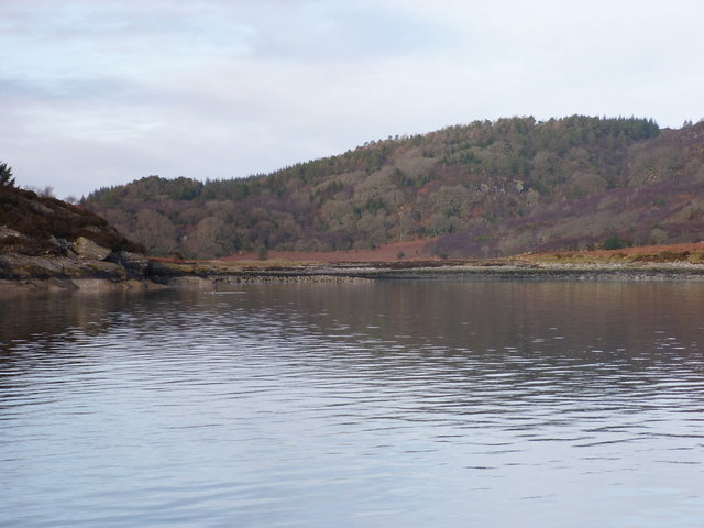 Shoreline at Portavadie