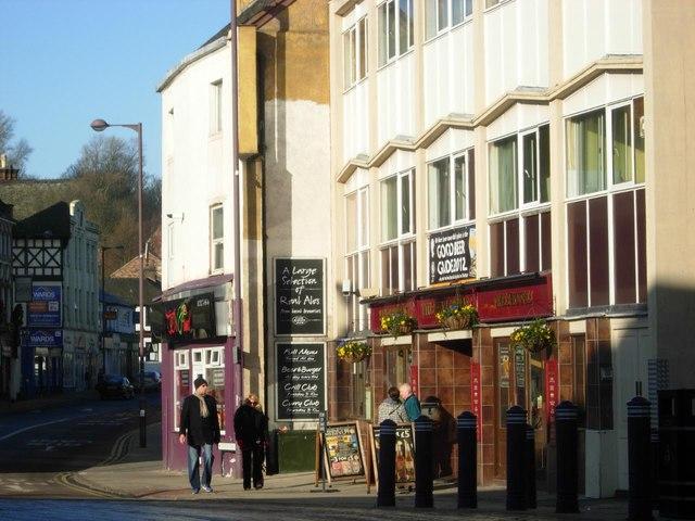 Church Street, Stoke on Trent