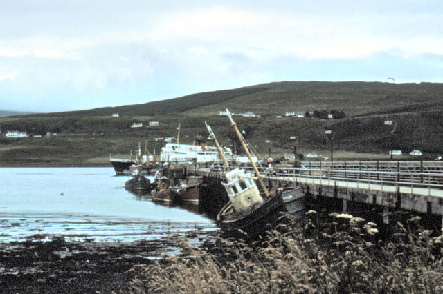 Uig/Skye - 1981
