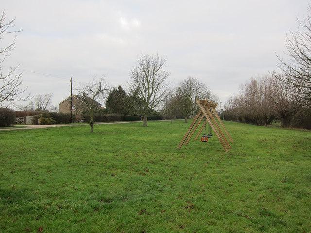 Swings, Wardy Hill
