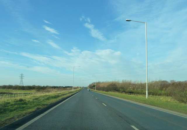 A585, Amounderness Way