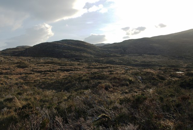 Hillside above Tocabhaig