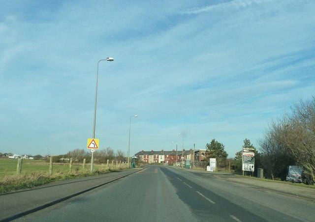 Fleetwood Road North
