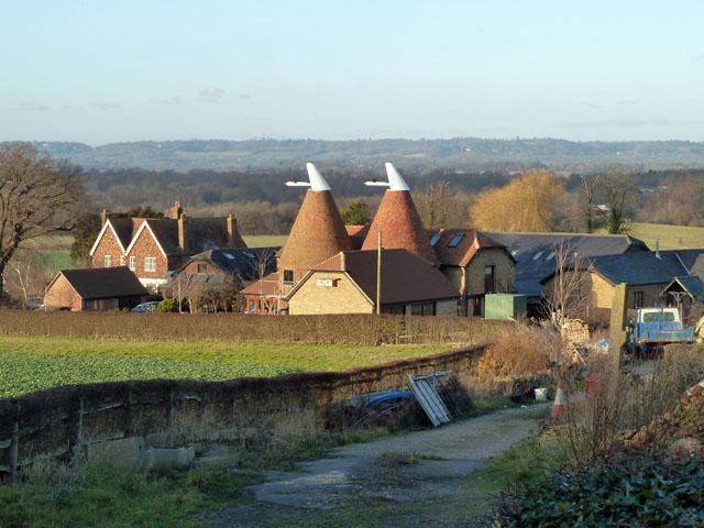 Great Hayesden Farm
