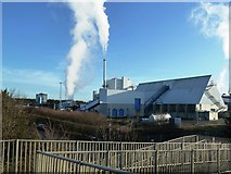 NS3335 : The Pulp Mill at Irvine by Mary and Angus Hogg