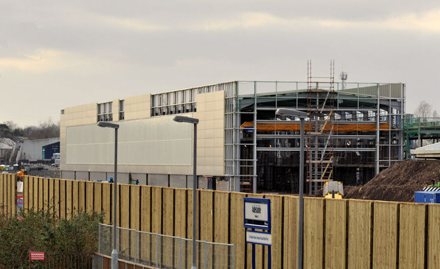 New train maintenance depot, Belfast (29)