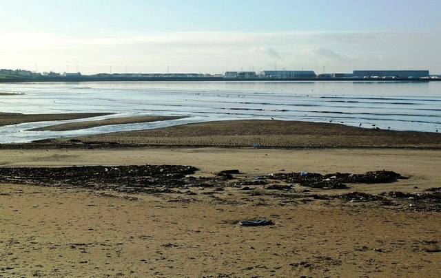 North Sands, Troon