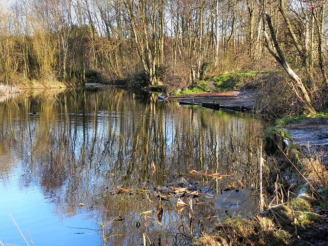 Timperley Flood Storage Basin