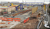 J3272 : New train maintenance depot, Belfast (31) by Albert Bridge