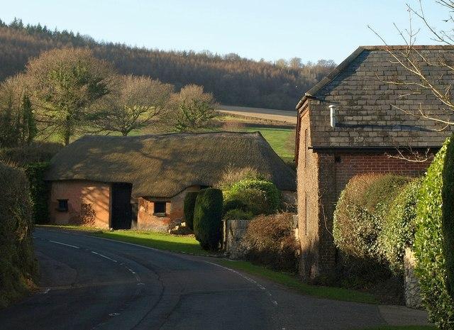 Barn at Bulverton Well Farm