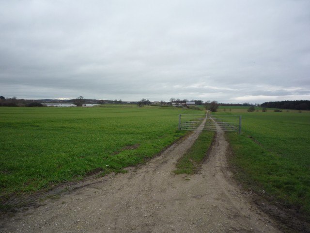 Towards Lord's Ings