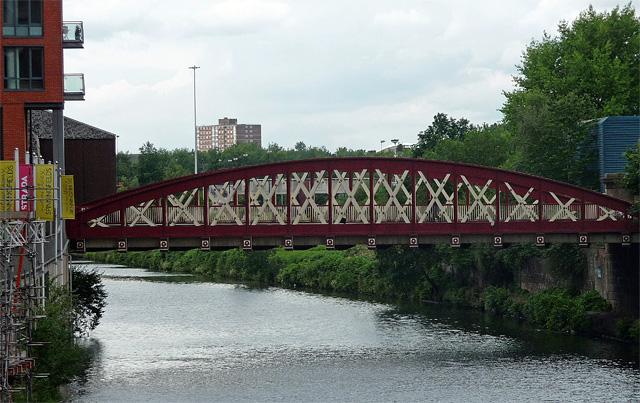 Irwell Street Bridge, Salford