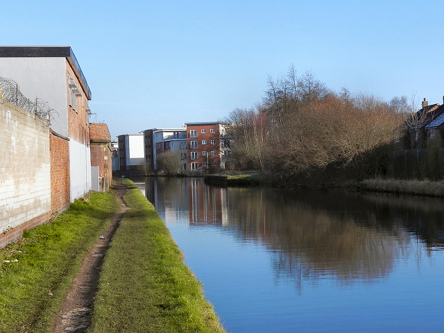 Bridgewater Canal, Broadheath