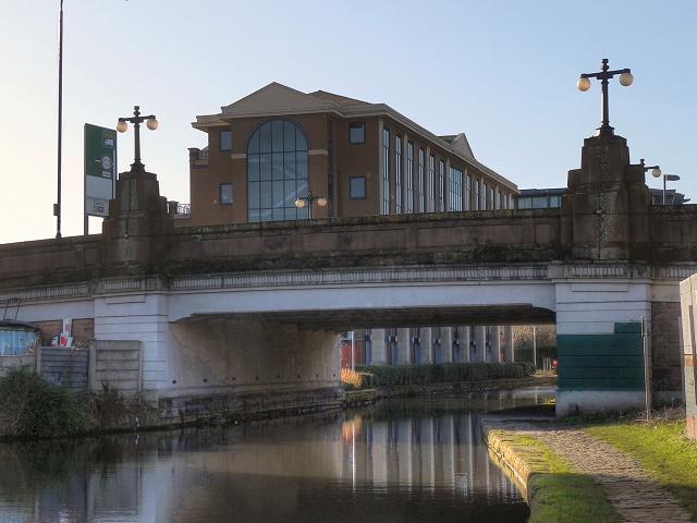 Bridgewater Canal, Altrincham Bridge
