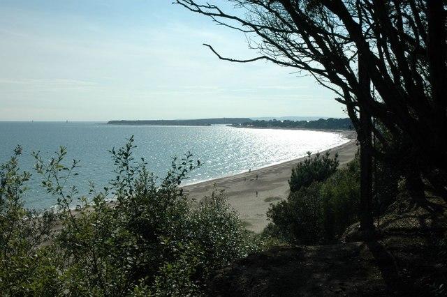 Friarscliff Beach