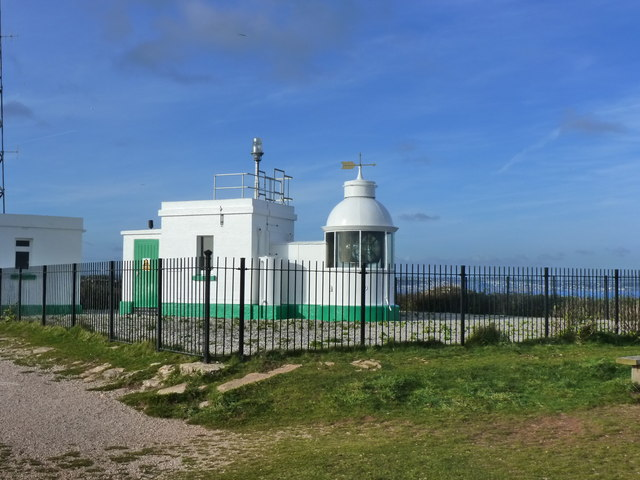 Lighthouse at Berry Head, Brixham