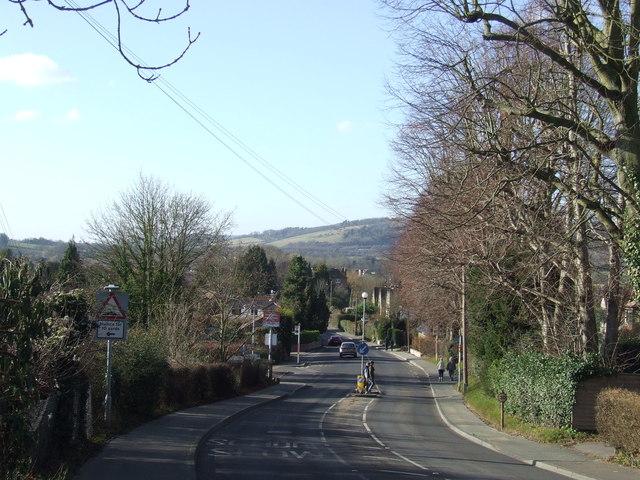 Station Road, Otford