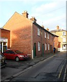 SO5140 : Monkmoor Street houses, Hereford by Jaggery