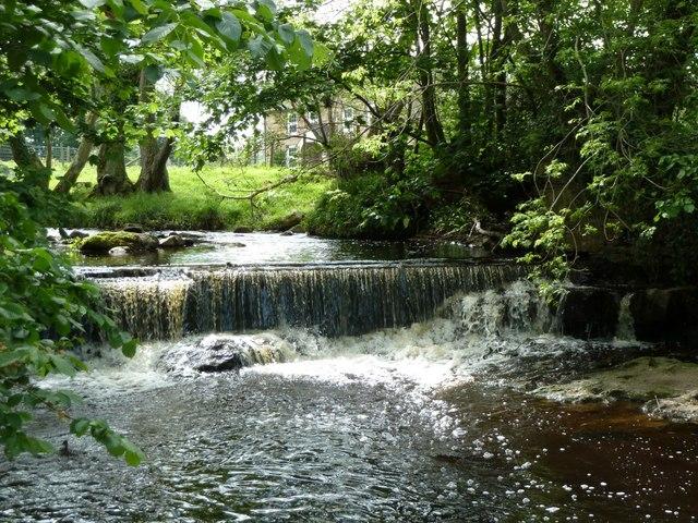 Park Burn Weir