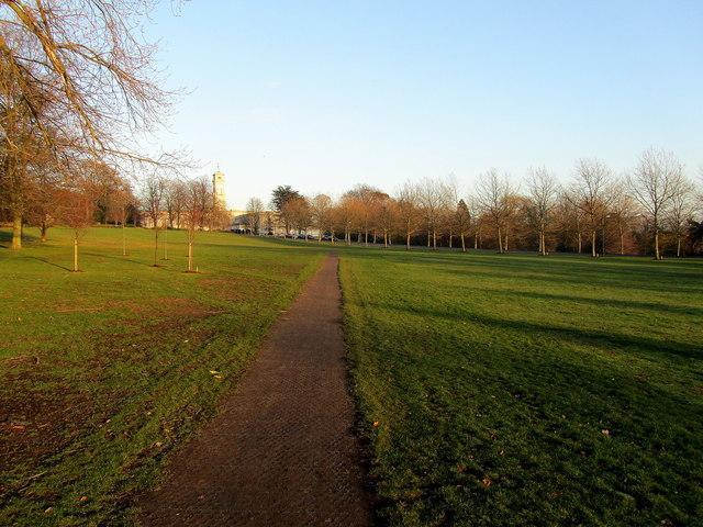 Quiet Corner on Campus, University of Nottingham
