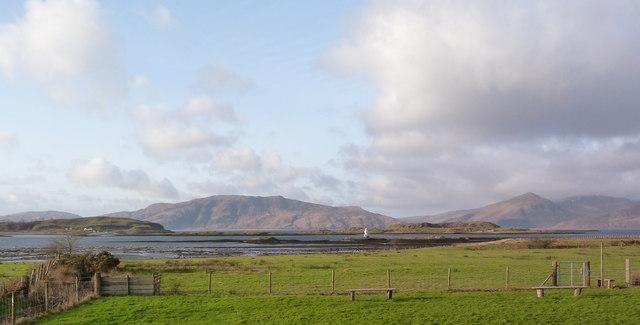 Loch Linnhe from Port Appin