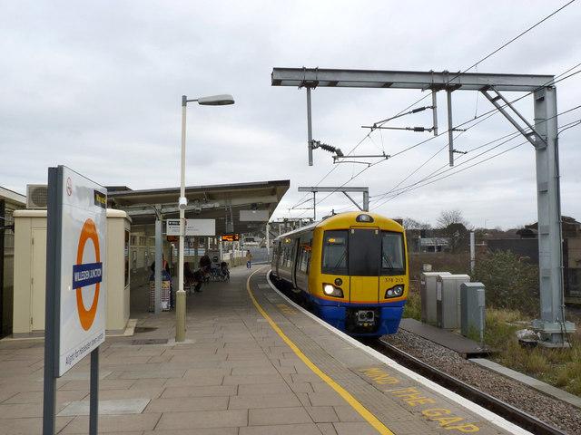 Destination Clapham Junction