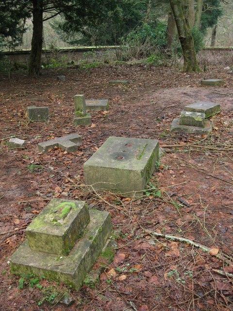 Ruined Graveyard