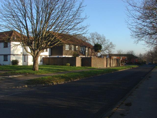 Inkerman Way, Knaphill