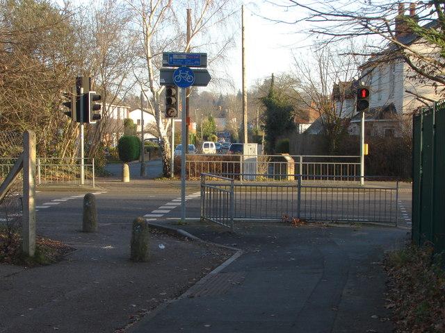 Barrack Path