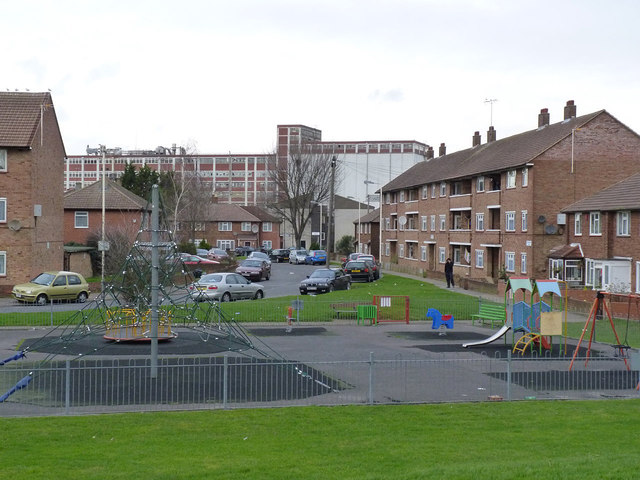 Playground at Havelock Estate