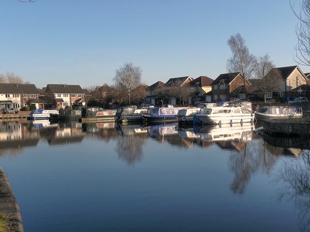 Marina at Oldfield Brow