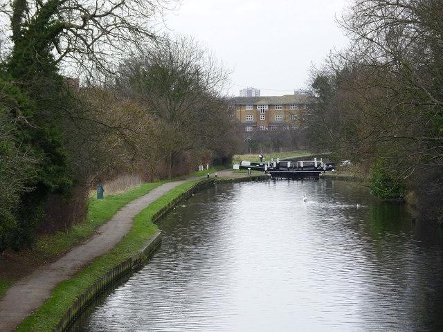 Norwood Lock 91
