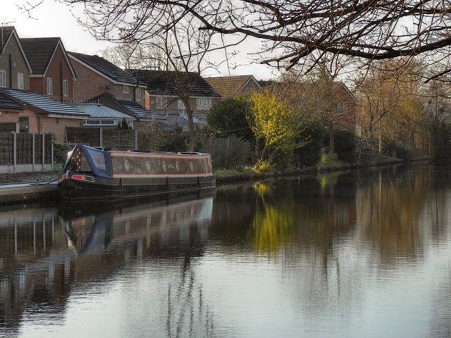 Bridgewater Canal, Oldfield Brow