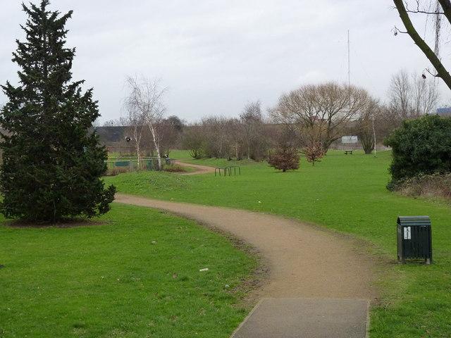 Glade Lane Canalside Park