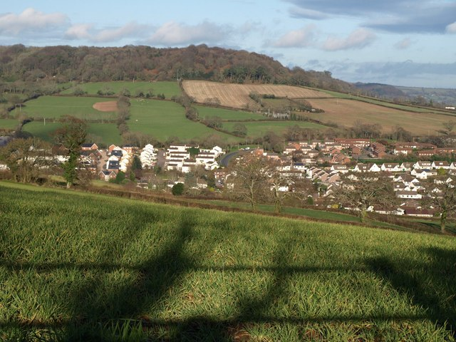 View from Stoney Hill