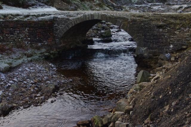 Bridge over Mill Gill