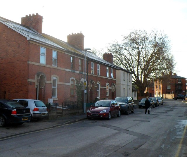 Canal Road houses, Hereford