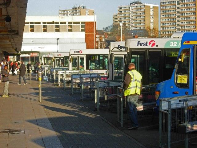 Hanley Bus Station