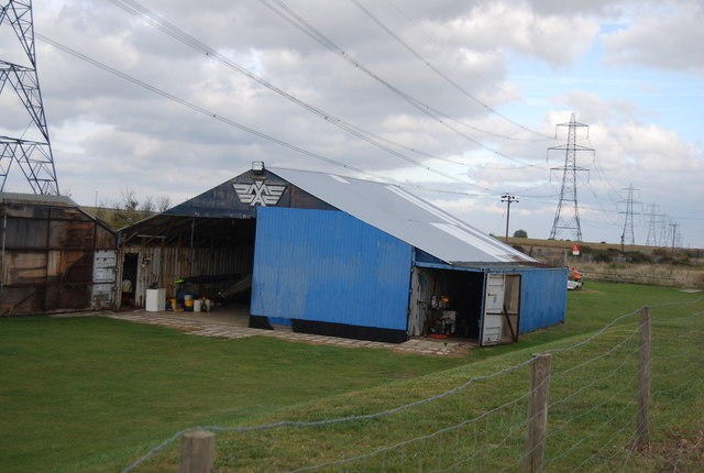 Shed, Stoke Airfield