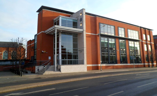 Hereford Magistrates' Court