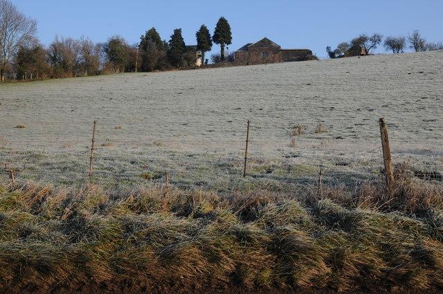 Little Ancrehill Farm