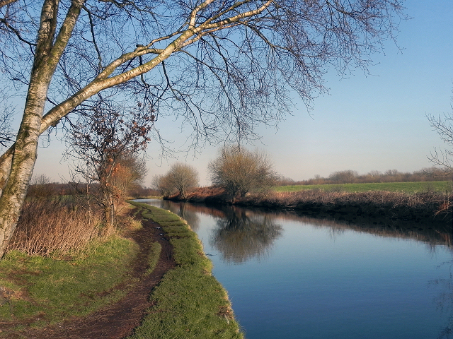 Bridgewater Canal, Dunham