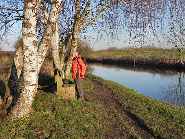 Cheshire Canal Ring Walk, Dunham