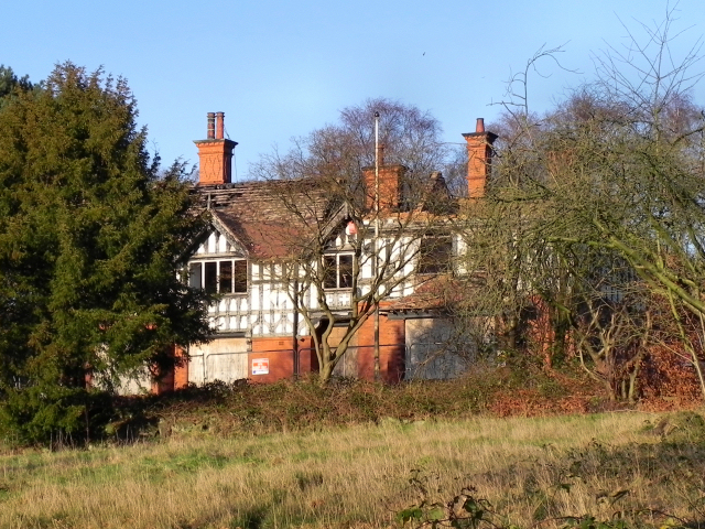 Derelict House, Charcoal Road