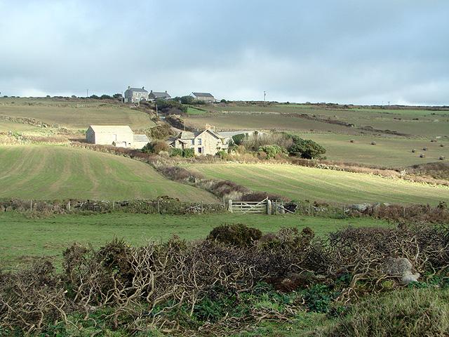 Boscregan Farm